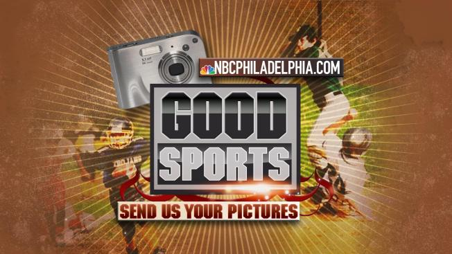 Good Sports: Show Us Your Star Athlete in Action!