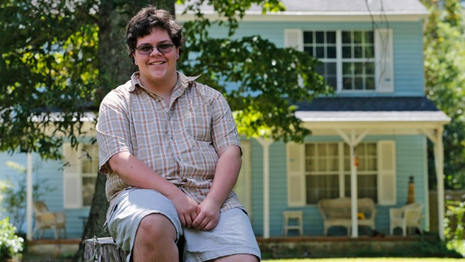 Transgender Teen: Fight for Rights is 'Bigger Than Me'