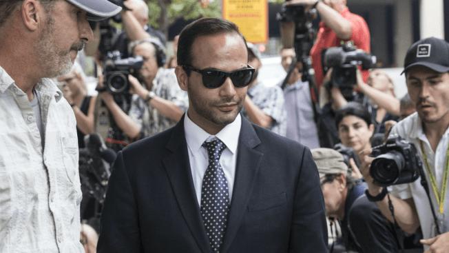 Ex-Trump Campaign Adviser George Papadopoulos Loses Bid to Delay Prison Sentence