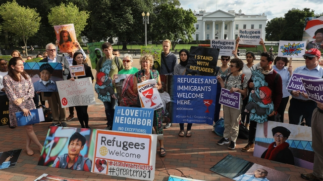 Trump Administration Proposes Historically Low Refugee Limit
