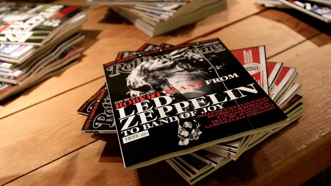 Rolling Stone Magazine to Be Sold