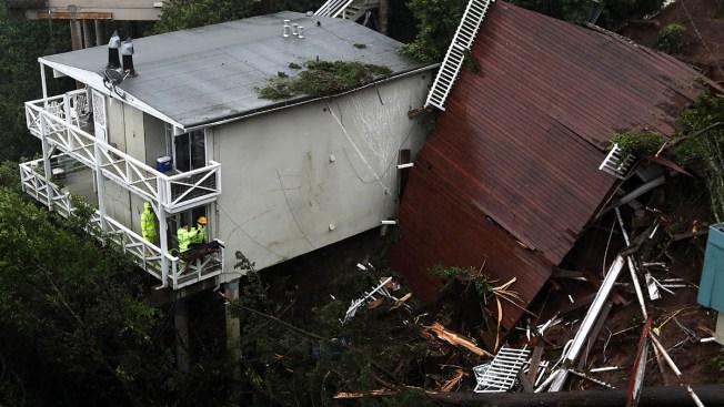 [NATL] Extreme Weather Photos: Storm Causes California Mudslides