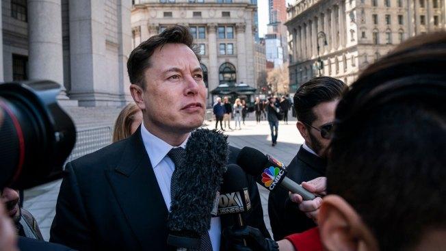 Elon Musk Pokes Fun at Jeff Bezos' New Moon Lander Spacecraft With Lewd Tweet