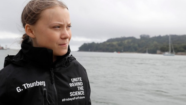 How Teen Greta Thunberg Shifted World's Gaze to Climate Change