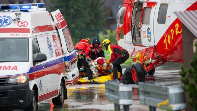 Lightning Strikes Kill 5, Injure Over 100 in Poland, Slovakia