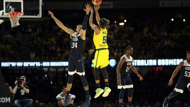 Streak Ends: US Men's Basketball Falls to Australia, 98-94