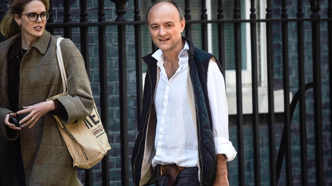 British Prime Minister's Aide Divides, But Will He Conquer?