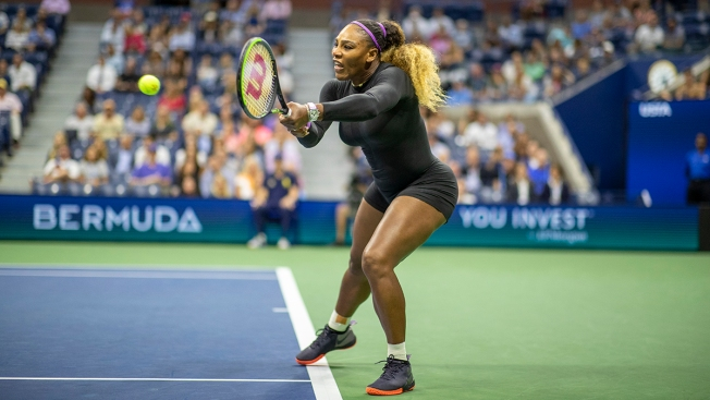Williams Needs 44 Minutes to Reach US Open SF; Federer Out
