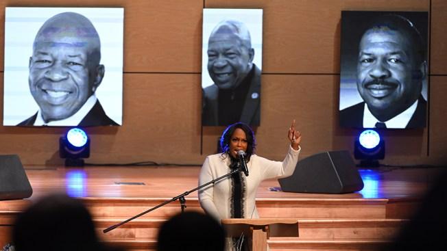 Maya Rockeymoore Cummings, Widow of Elijah Cummings, to Run for Late Husband's House Seat