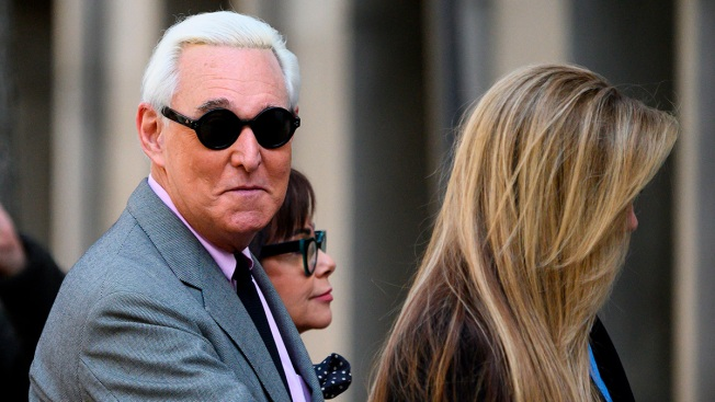 Government Claims Roger Stone 'Undermined' Russia Inquiry
