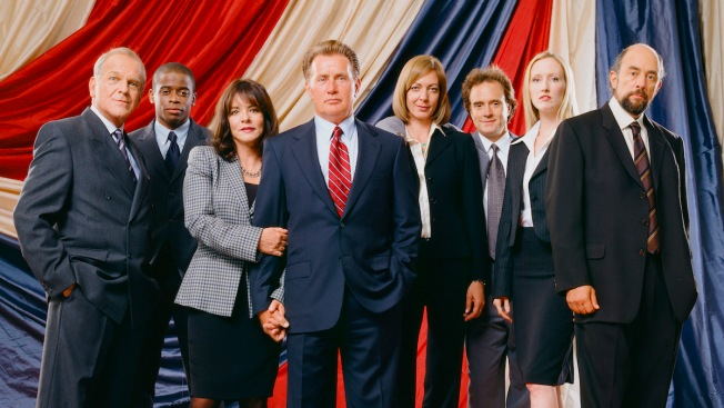 'The West Wing' Reunion Is Officially Happening