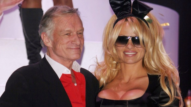 Playboy Hits Newsstands With Pamela Anderson, Ends Era of Baring All