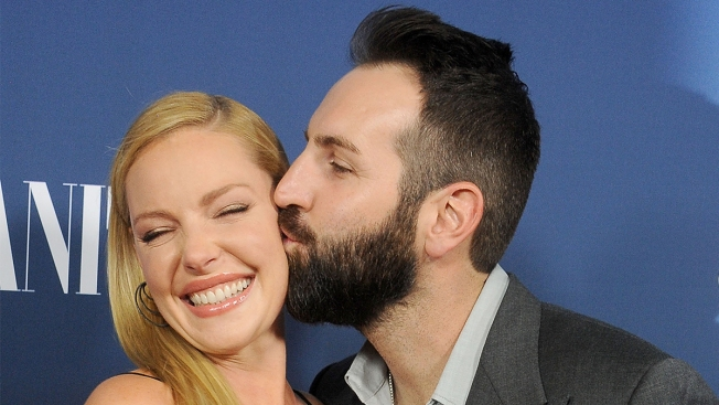 Katherine Heigl Announces Birth of Baby Boy, Joshua Bishop