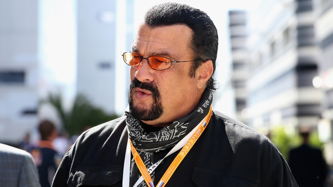 Russia Tasks Actor Steven Seagal With Improving US Ties