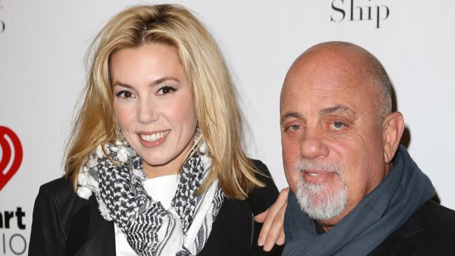 "Surprise July 4th Wedding: ""Piano Man"" Billy Joel Marries Alexis Roderick"