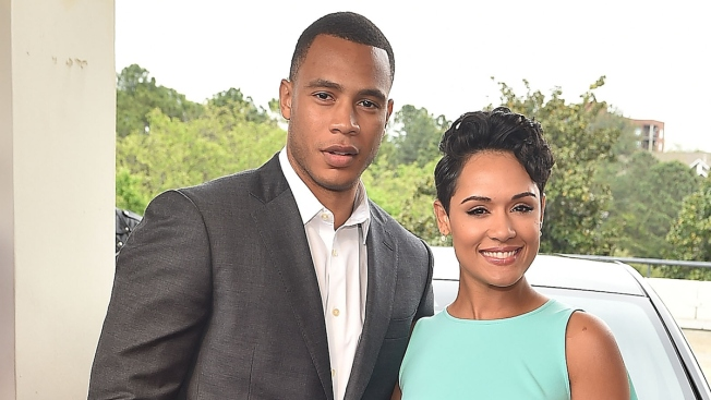 'Empire' Stars Grace Gealey and Trai Byers Are Married