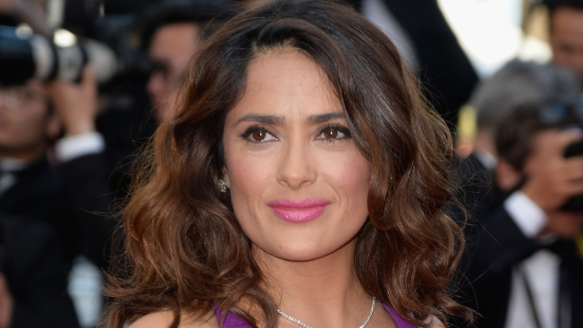 Salma Hayek's Dog Mozart Was Shot And Killed At Her Ranch