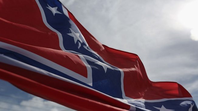 NJ Politician Who Posed in Front of Confederate Flag Re-Elected