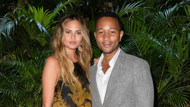 Pregnant Chrissy Teigen Reveals the Gender of Her Baby