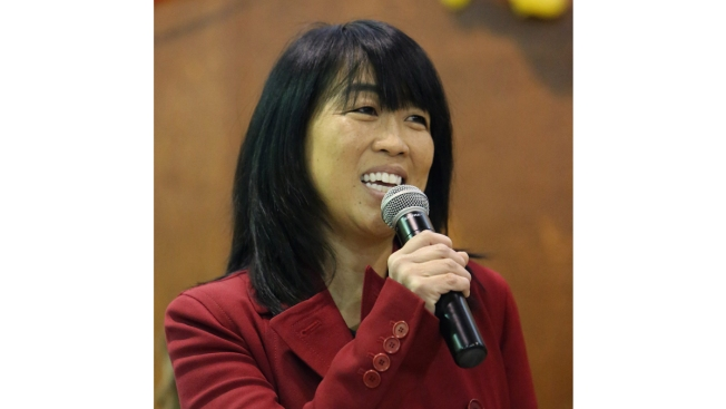 Helen Gym, First Asian-American Woman on Philadelphia City Council, Touts Community Investment