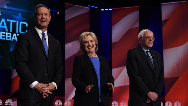 Top Moments as Democrats Meet to Debate and Sparks Fly