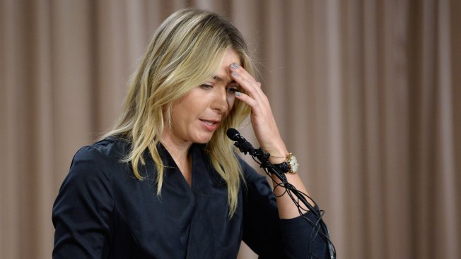 3 Sponsors Cut Ties With Sharapova After Positive Drug Test