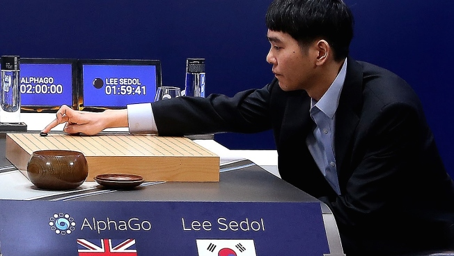 Google's Software Beats Human Go Champion, Lee Sedol, in First Match