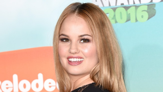 'Jessie' Star Debby Ryan Charged With DUI After Crash