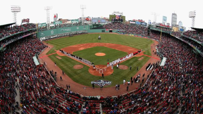 Fenway Photographer Hit in Groin After Ceremonial First Pitch