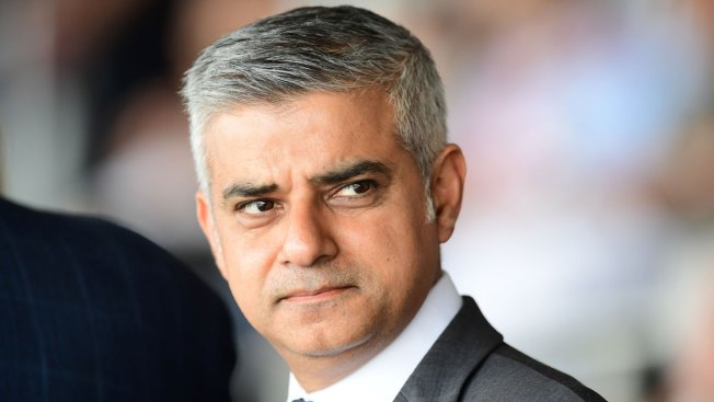 London Mayor Sadiq Khan Wants to 'Educate' Trump on Islam