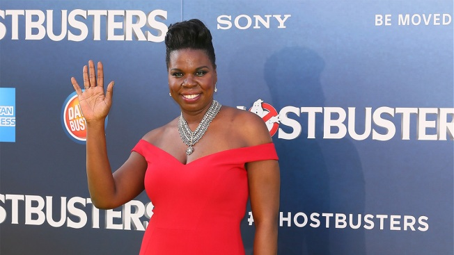 Leslie Jones Takes on Racist Twitter Trolls by Exposing Their 'Evil' Messages