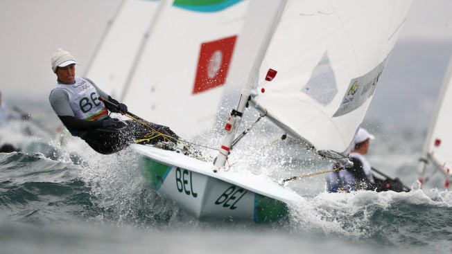 Sailor Reports Feeling Ill After Race in Rio Bay