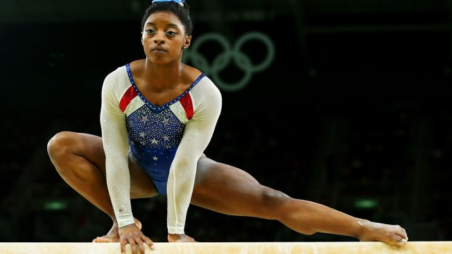 Simone Biles Soars to AP Female Athlete of the Year