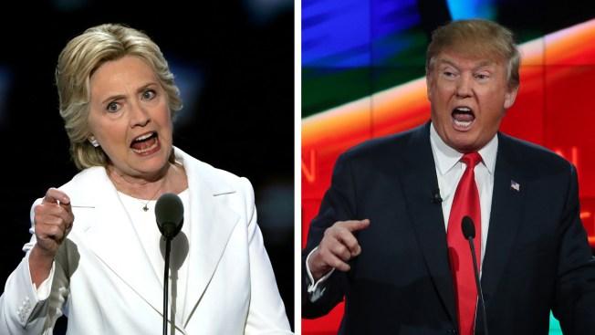 Polls: Clinton Ahead in North Carolina; Dead Heat in Florida