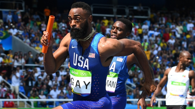 Olympic Sprinter Tyson Gay's Daughter Fatally Shot in Kentucky: Agent