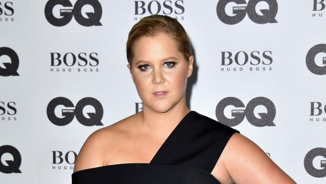 Amy Schumer Hospitalized in Paris
