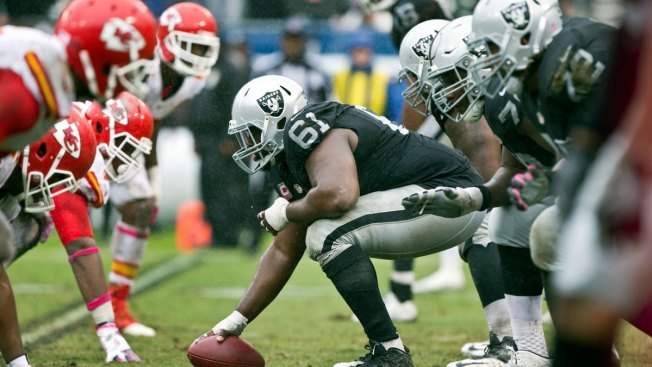 Chiefs open as favorites over Raiders