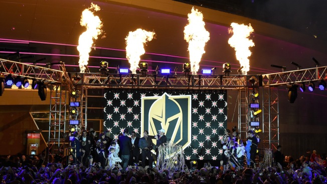 Let Vegas be Vegas: Golden Knights join the National Hockey League