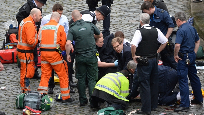 London Parliament Attack: 'Heroic' British MP Attempted to Save Cop