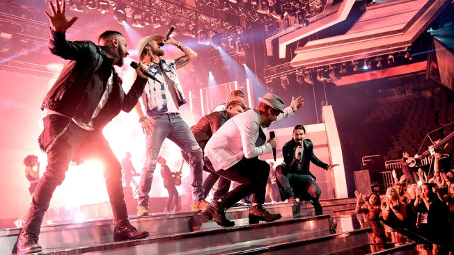 Aldean Wins Top Prize, Backstreet Boys Shine at Academy of Country Music Awards
