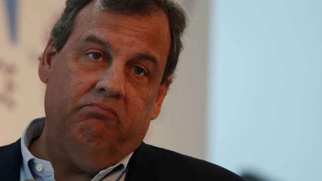 Former NJ Gov. Chris Christie Blocked at VIP Entrance to Newark Airport