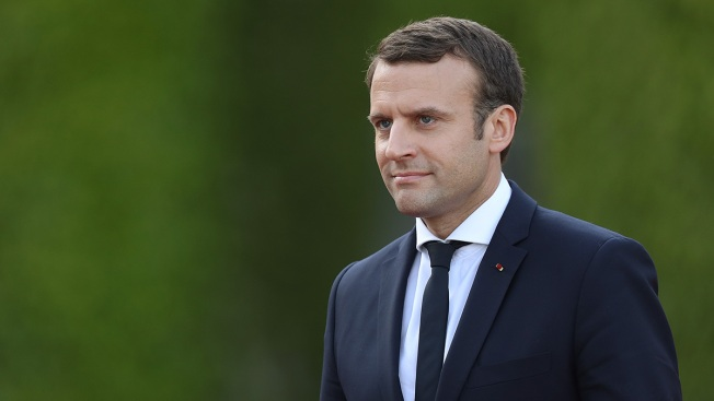 Macron's centrists far ahead in 1st round of parliamentary vote