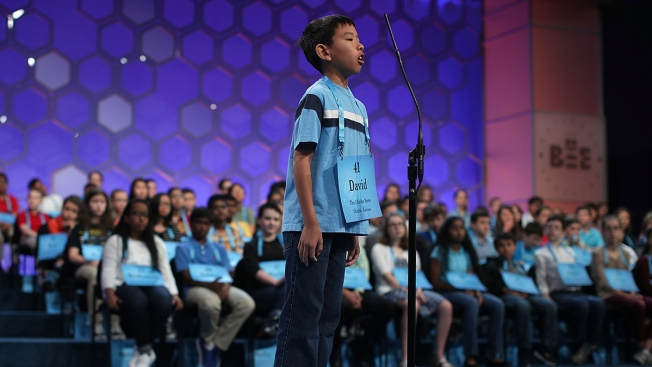 'A Truculent Pride': National Spelling Bee Relies on Quirkiness of English