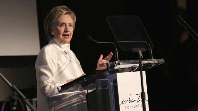 Hillary Clinton Calls New Book 'What Happened'