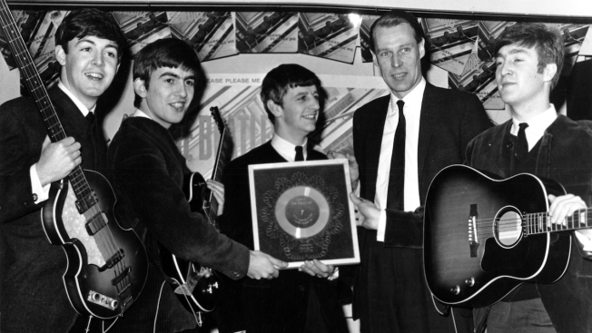 George Martin's Beatle Magic