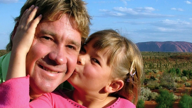 Daughter Bindi Irwin Posts Sweet Tribute on 10th Anniversary of Steve Irwin's Death