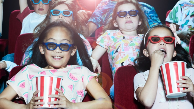 Cheap Movie Theater Fun for Families Over the Summer