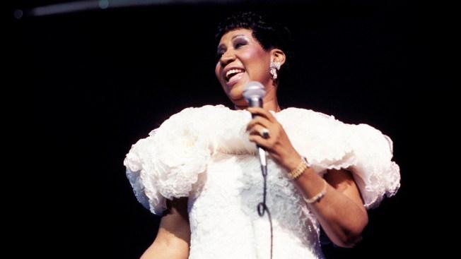 Prayer Vigil Held at Detroit Church for Aretha Franklin