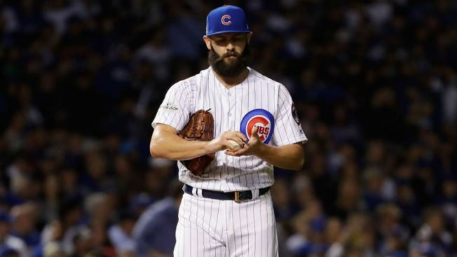 'Thanks For the Memories': Jake Arrieta Shares Handwritten Farewell Note to Chicago Signed '49'