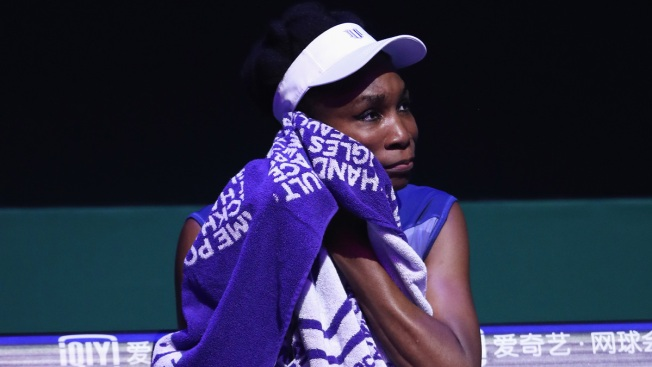 Venus Williams' home burglarized while she was at US Open